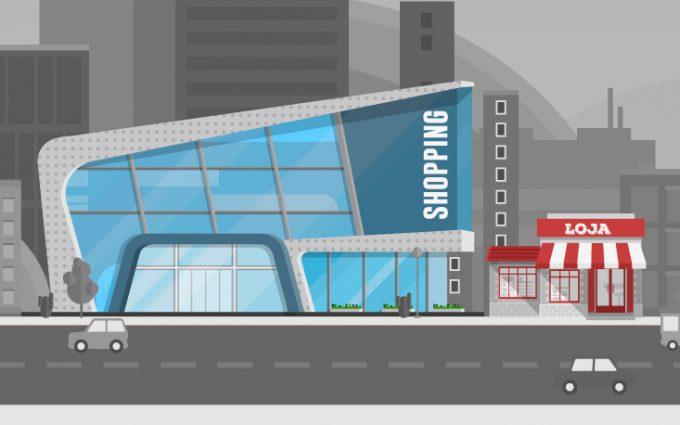Sicomércio - Shopping ou loja